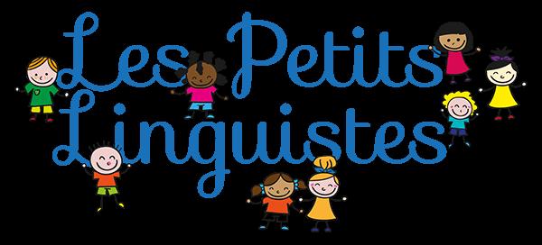 Logo les petits linguistes école langue