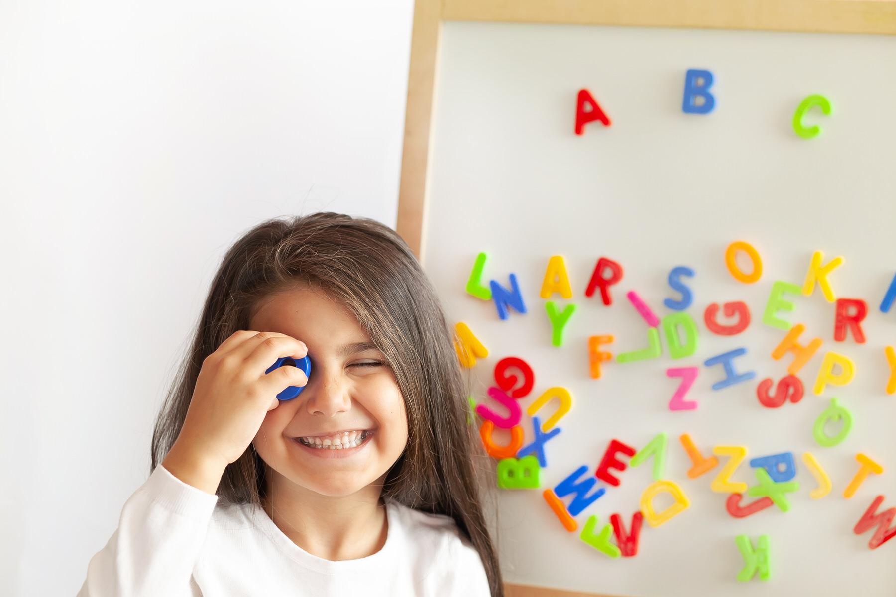Cours de langue pour enfants